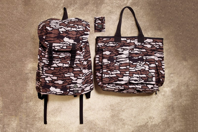 Staple x Porter 2013 Fall:Winter Accessories Collection
