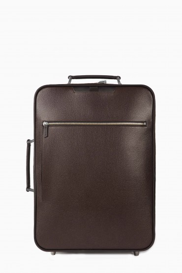 Accessories: WANT Les Essentiels de la Vie Introduces First Trolley Luggage @WantEssentiels