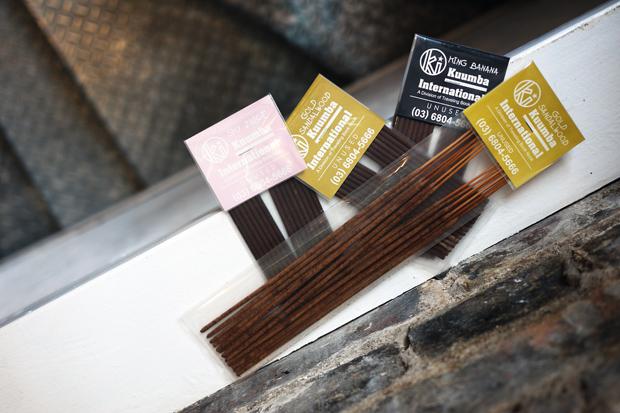 Accessories: Kuumba International Incense