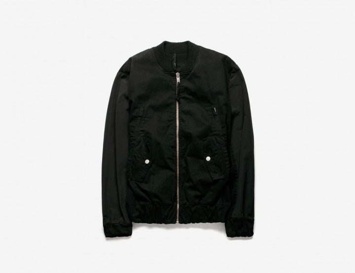 Clothing: Silent by Damir Doma Jacus Bomber Jacket @SILENTdamirdoma