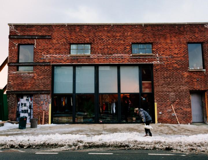 Retail: Kinfolk Store 94 Wythe Av. @kinfolklife