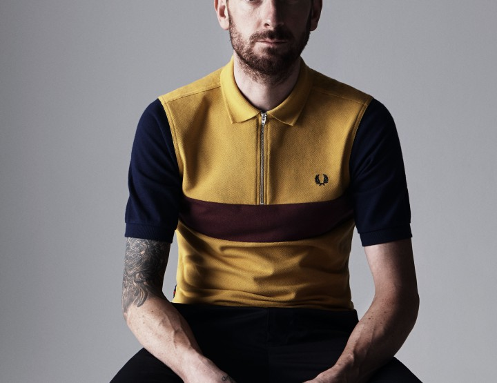 Looks: Fred Perry Spring/Summer 2014 Bradley Wiggins Collection @fredperry