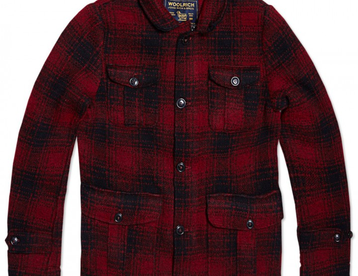 Clothing: Woolrich John Rich & Bros Mackenzie Jacket @WoolrichPeople
