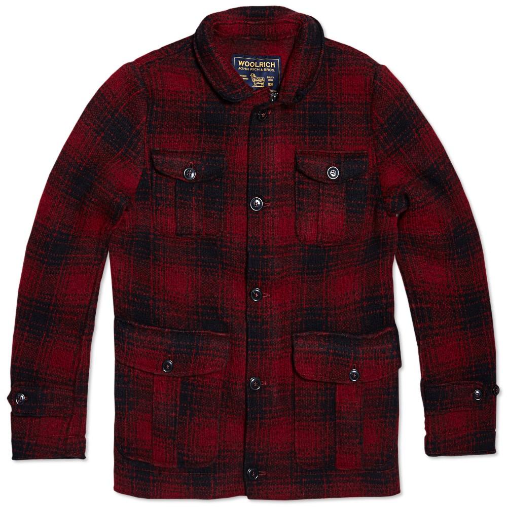 clothing woolrich rich bros mackenzie jacket