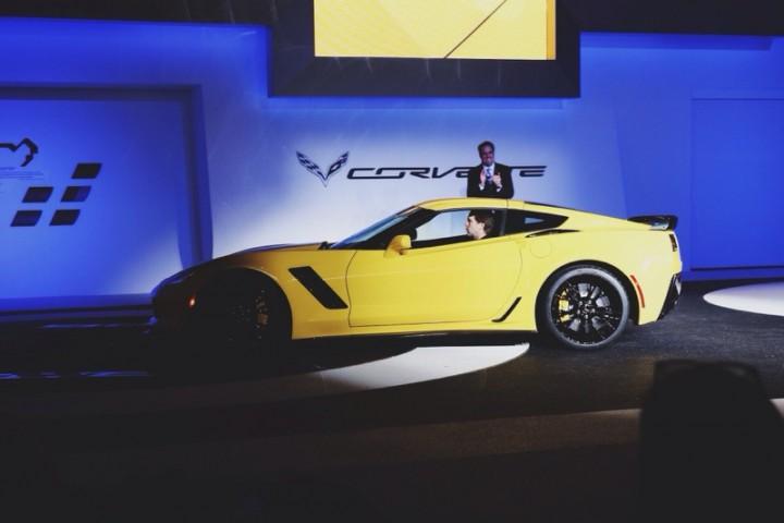 Automotive: The 2015 Corvette Z06 #Naias @GM