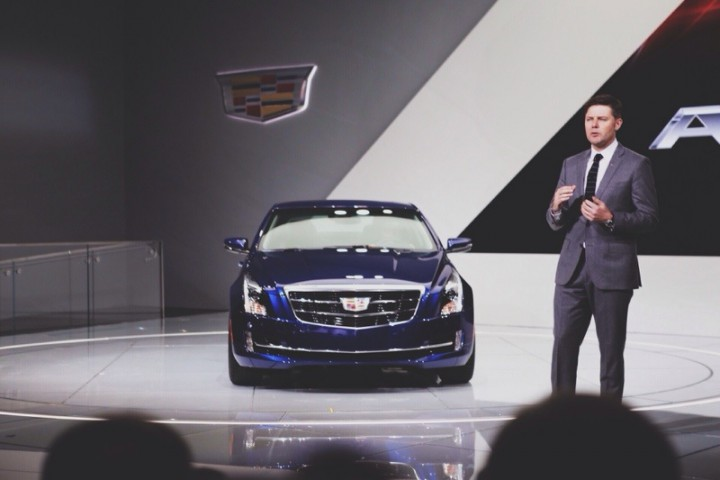 Automotive: The New ATS Coupe @cadillac #NAIAS