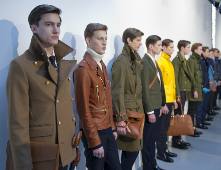 Looks: Kent & Curwen Autumn/Winter 2014 Collection @KENTANDCURWEN