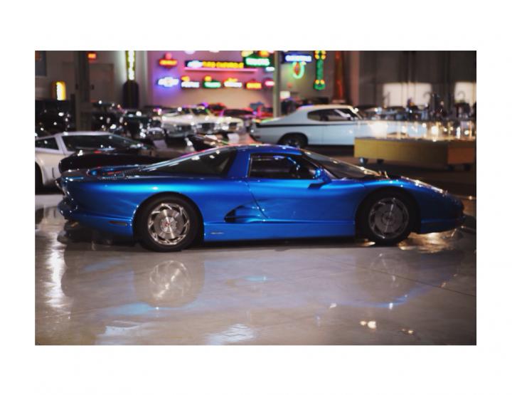 Automotive: The Heritage Centre - Detroit @GM #NAIAS