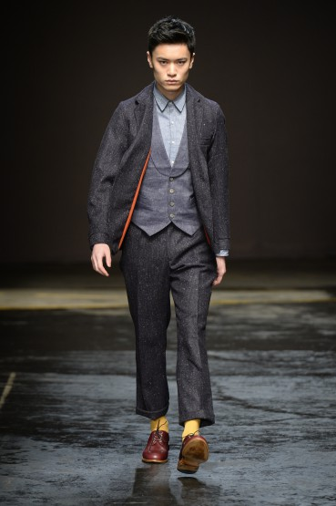 Looks: Oliver Spencer Fall/Winter 2014 Collection @O_Spencer