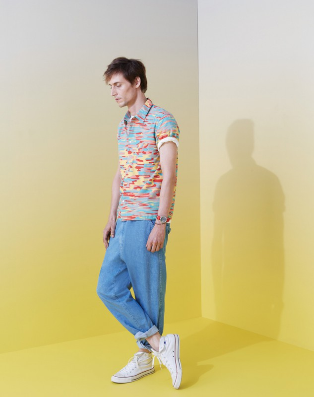 Levi's Made & Crafted Spring/Summer 2014 Collection