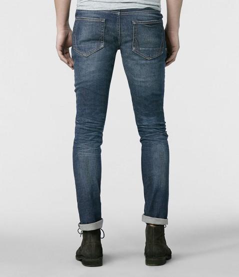 Clothing: AllSaints Stamp Cigarette Jeans @AllSaints_