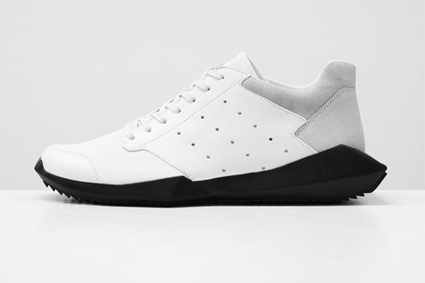 Footwear: Rick Owens X Adidas Spring/Summer 2014 Tech Runner @adidas