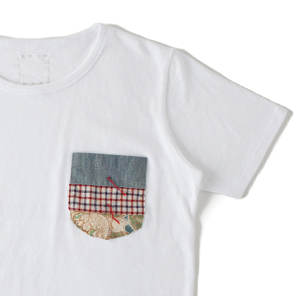 Clothing: Visvim Knotted Pocket Tee s/s *F.I.L. EXCLUSIVE @visvim_Now