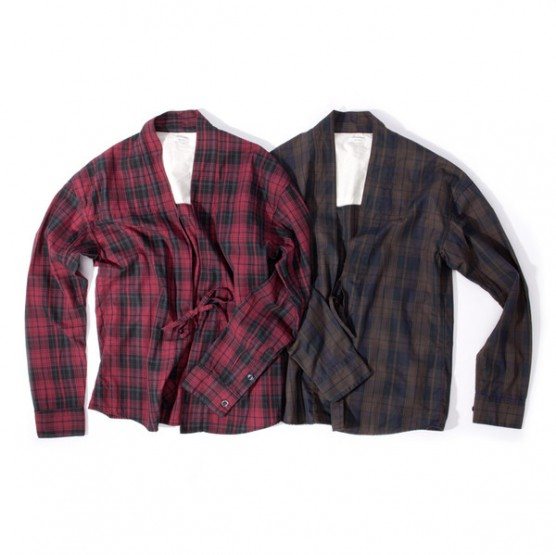 Clothing: Visvim Lhamo Shirt IT @visvim_now