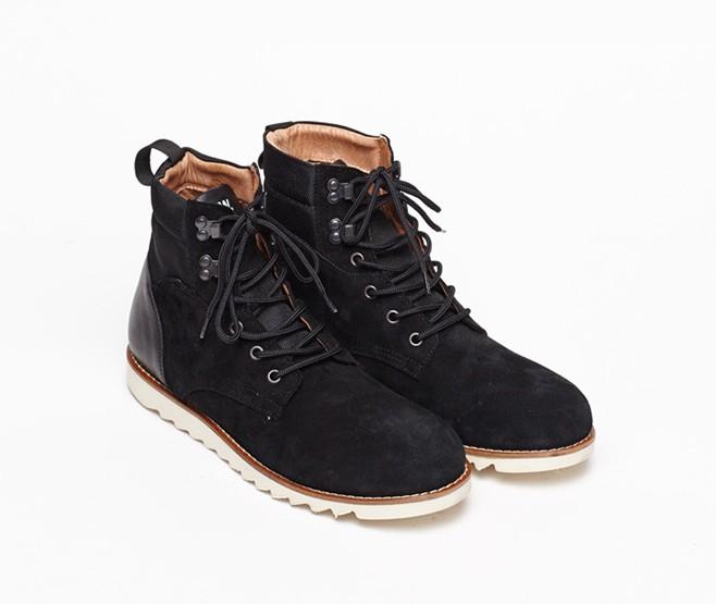 Footwear: Wood Wood Black Hudson Boots @W00DW00D @totokaelo