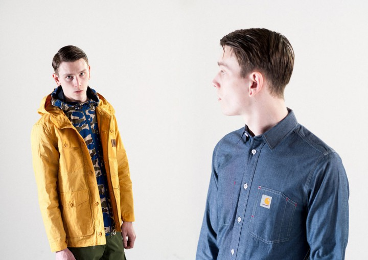 Looks: Carhartt WIP Spring/Summer 2014 Collection Preview (@CarharttWIP)