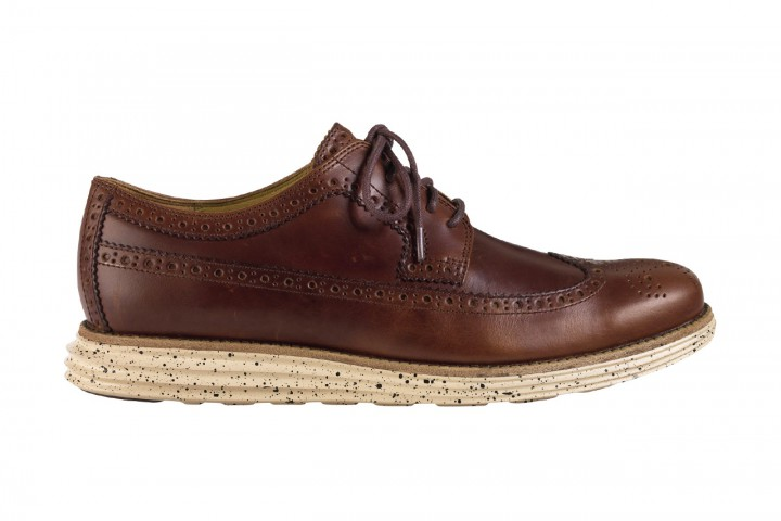 Footwear: Cole Haan 2014 Spring Lunargrand Long Wingtip Collection @colehaan