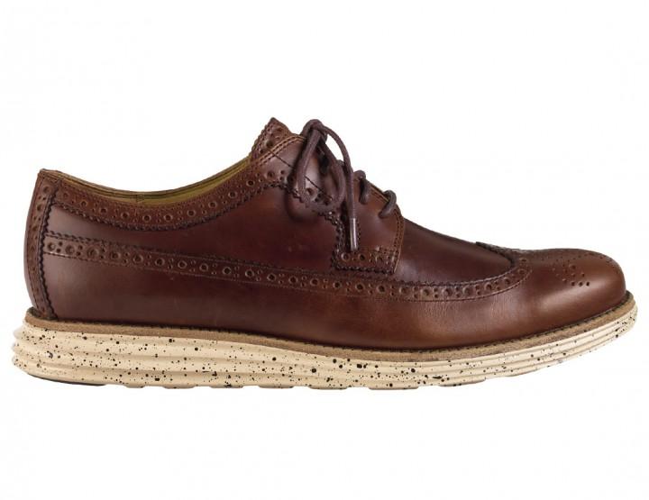 Footwear: Cole Haan 2014 Spring Lunargrand Long Wingtip Collection @colehaan