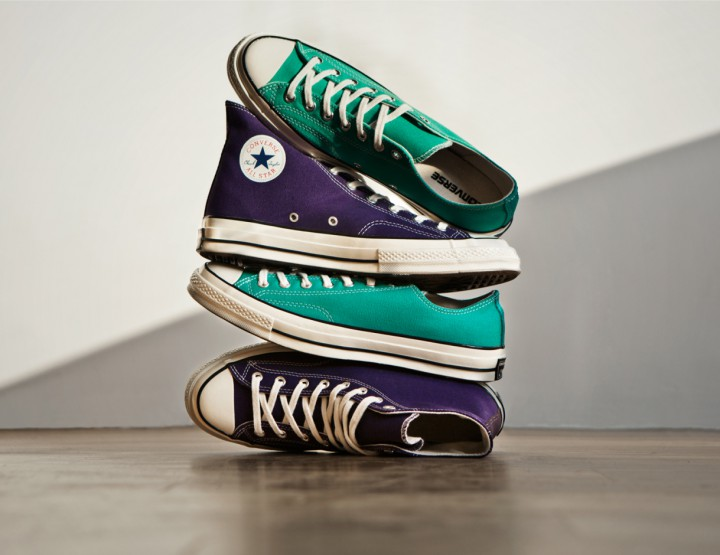 Footwear: Converse First String 1970s Chuck Taylor All Star Collection @converse