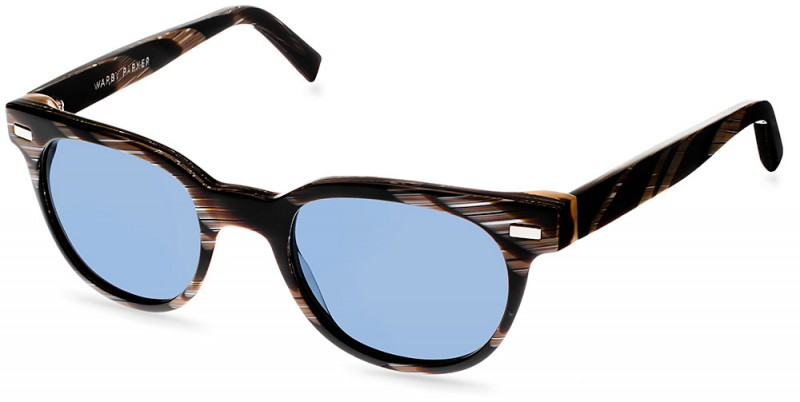 Warby Parker Palm Canyon Collection - Duckworth Sun Painted Desert