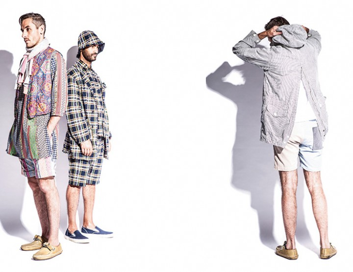 Clothing: Engineered Garments Spring/Summer '14 Preview