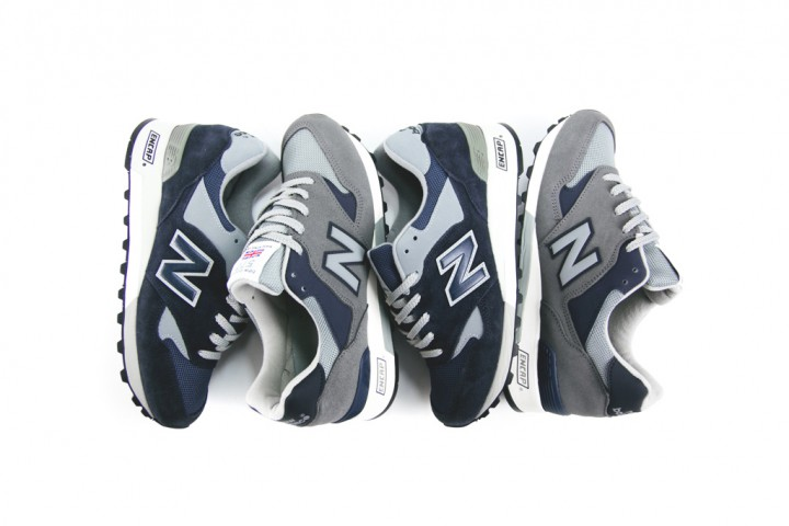 "Footwear: New Balance Made in UK 577 ""Vintage"" Pack @newbalance"