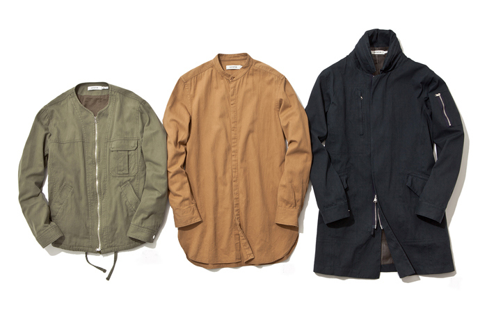 Clothing: Nonnative Spring/Summer 2014 New Releases @nonnative