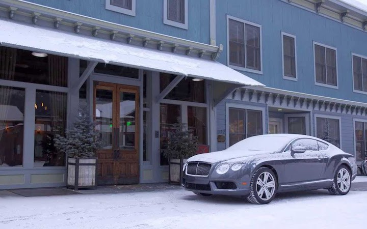 Automotive: Bentley's