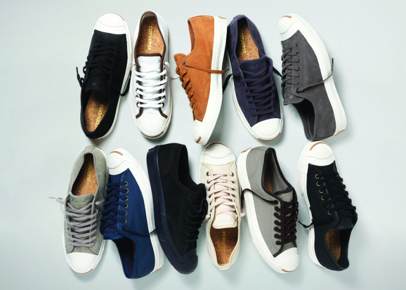 Jack Purcell Spring 2014 Footwear Collection