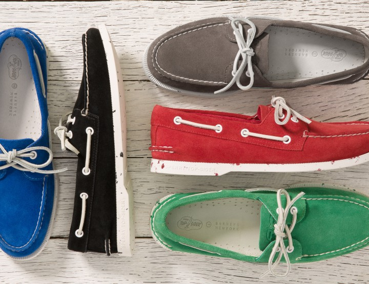 Sperry Top-Sider x Barneys @SperryTopSider @BarneysNY