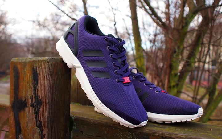 Adidas Originals ZX FLUX Purple SE @adidasoriginals