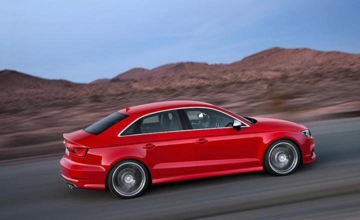 Automotive: Audi A3 Sedan Features Bang & Olufsen Sound System @Audi