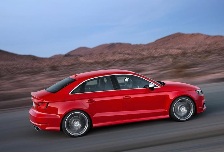 Automotive: Audi A3 Sedan Features Bang & Olufsen Sound System @Audi