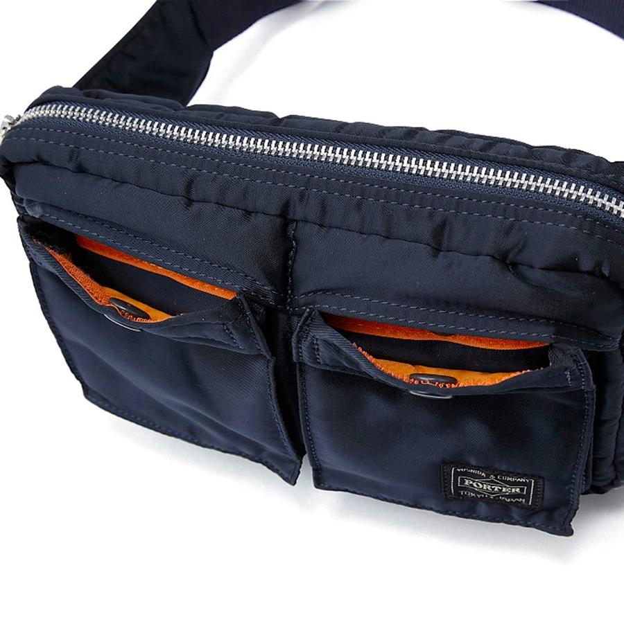 Head porter tanker standard waist bag headportertokyo by for Porter porter