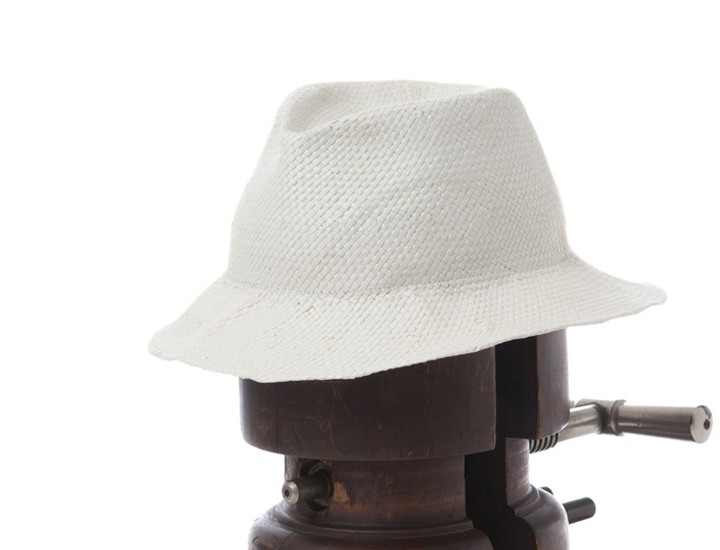 Larose Paris Paper Bucket Hat @laroseparis