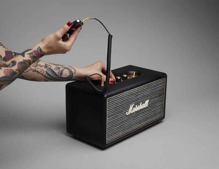 Gadgets: Marshall Stanmore Bluetooth Speaker @marshallhp