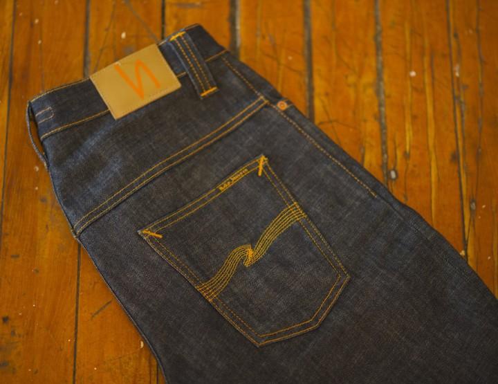 Nudie Jeans Thin Finn Organic Dry Twill @nudiejeans