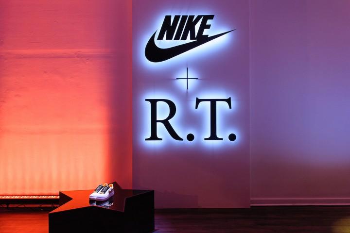 Retail: Nike + R.T. New York Pop-up Store @Nike @riccardotisci