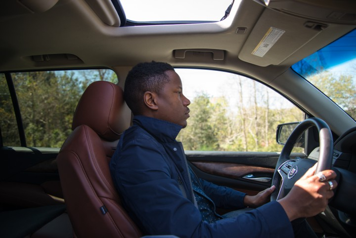 My Life: 2015 Cadillac Escalade Experience - Palmetto Bluff @Cadillac