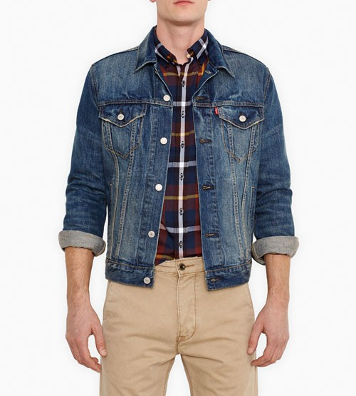Levi's The Trucker Denim Jacket @Levis