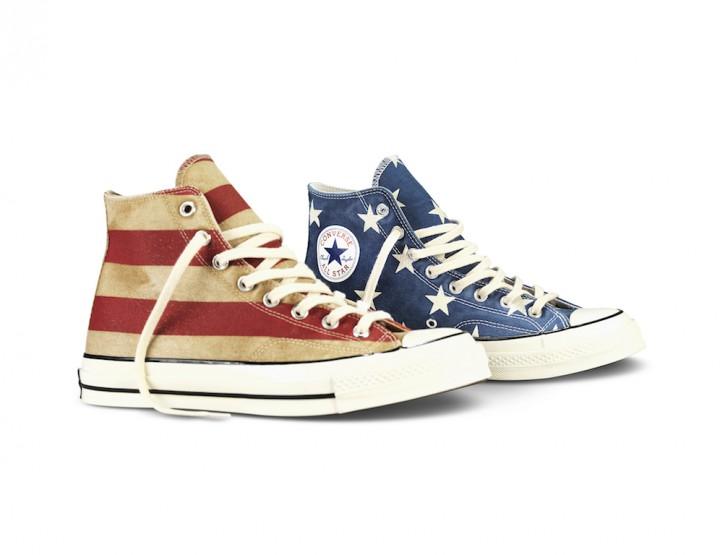 Converse Vintage Flag Chuck Taylor All Star 1970 @Converse