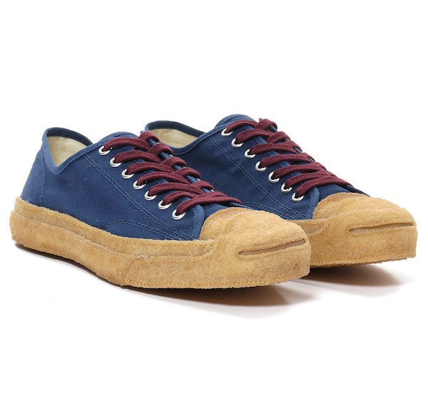 Jack Purcell: First String Crepe Collection @Converse