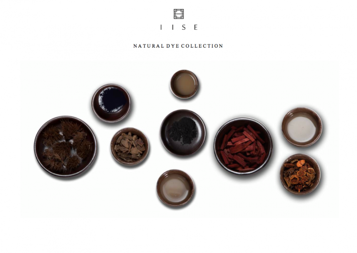 Accessories: IISE 2014 Natural Dye Collection @iiseSEOUL