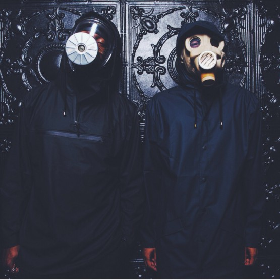 Visuals: Gas Mask for the Rains.