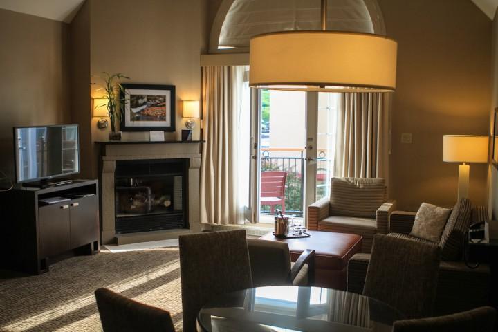 Reviews: Westin Tremblant - Mont Tremblant [Room 623]