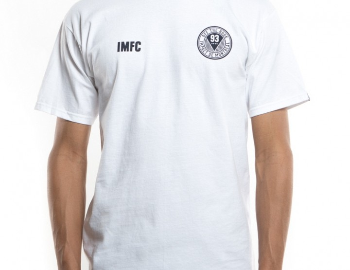 OTH X IMFC Crest Tee @OTHboutique @impactmontreal