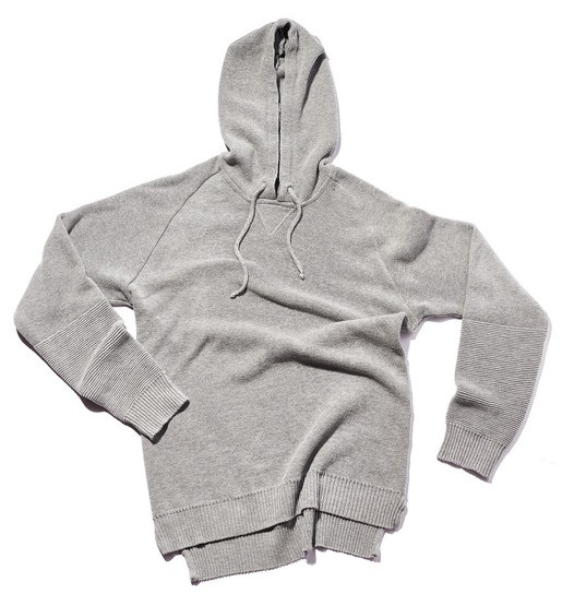 Faded Lifestyle Grey Pullover Hoodie @Fadedlifestyle