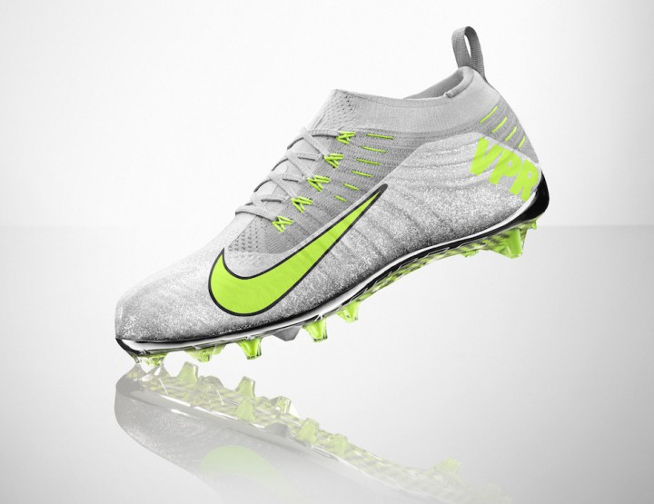 News: Nike Reveals New Vapor Ultimate Football Cleat @Nikefootball