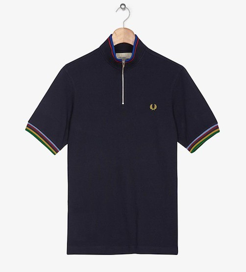 Fred Perry X Bradley Wiggins Fall/Winter 2014 @Fredperry