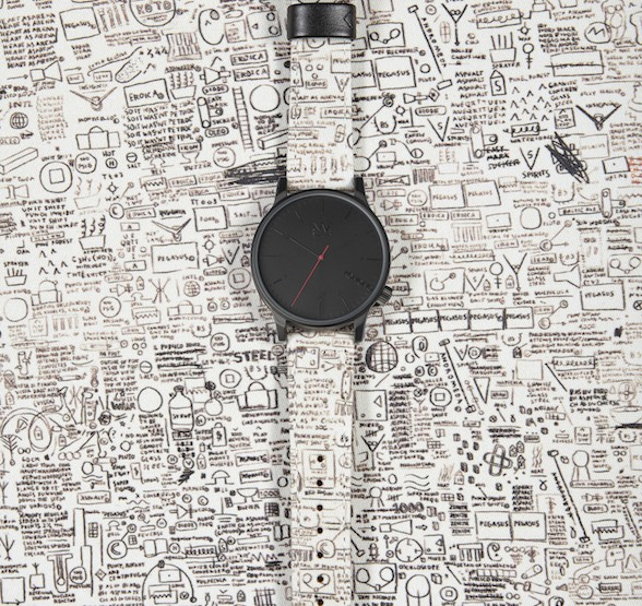 KOMONO x Jean Michel Basquiat Watch Collection @KOMONO